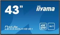 Монитор Iiyama ProLite LE4340UHS-B1