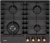 Фото - Варочная поверхность ELEYUS Sonata 60 BL+RB CTF черный