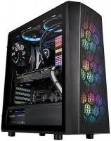 Фото - Корпус (системный блок) Thermaltake Versa J24 Tempered Glass ARGB Edition черный