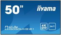 "Монитор Iiyama ProLite LH5050UHS-B1 50"""