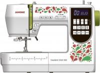 Швейная машина, оверлок Janome Excellent Stitch 300