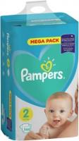 Pampers New Baby 2 / 144 pcs  - купить подгузники: цены, отзывы, характеристики > стоимость в магазинах Украины: Киев, Днепропетровск, Львов, Одесса