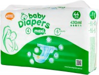 Подгузники Honest Goods Diapers Maxi 4 / 44 pcs