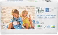 Подгузники Naty Eco 3 / 50 pcs