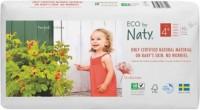Подгузники Naty Eco 4 Plus / 42 pcs
