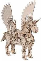 Фото - 3D-пазл Mr. PlayWood Mechanical Unicorn