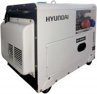 Фото - Электрогенератор Hyundai DHY8500SE-3