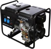 Электрогенератор Hyundai DHY5000L