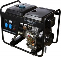 Электрогенератор Hyundai DHY6500L
