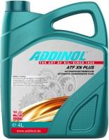 Фото - Трансмиссионное масло Addinol ATF XN Plus 4л