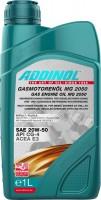 Моторное масло Addinol Gasmotorenol MG 2050 20W-50 1л