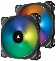 Система охлаждения Corsair ML140 PRO RGB Twin Fan Lighting Node PRO