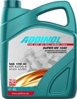Моторное масло Addinol Super MV 1045 10W-40 4л
