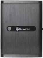 Корпус SilverStone DS380 черный