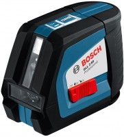 Фото - Нивелир / уровень / дальномер Bosch GLL 2-50 Professional 0601063109 держатель, приемник