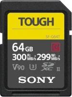 Карта памяти Sony SDXC SF-G Tough Series  64ГБ