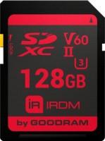 Карта памяти GOODRAM SDXC IRDM V60 UHS II U3 128Gb