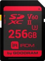 Карта памяти GOODRAM SDXC IRDM V60 UHS II U3 256Gb