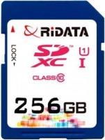 Фото - Карта памяти RiDATA SDXC Class 10 UHS-I  256ГБ