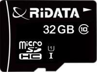 Карта памяти RiDATA microSDHC Class 10 UHS-I 32Gb