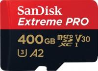 Фото - Карта памяти SanDisk Extreme Pro V30 A2 microSDXC UHS-I U3  400ГБ