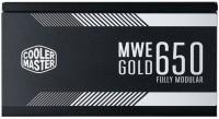 Блок питания Cooler Master MWE Gold Modular  MPY-6501-AFAAG