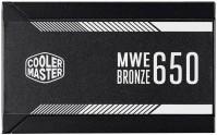 Фото - Блок питания Cooler Master MWE Bronze  MPX-6501-ACAAB