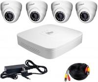 Комплект видеонаблюдения Dahua KIT-HDCVI-4D