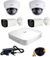 Комплект видеонаблюдения Dahua KIT-HDCVI-22WD PRO