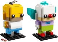 Фото - Конструктор Lego Homer Simpson and Krusty the Clown 41632