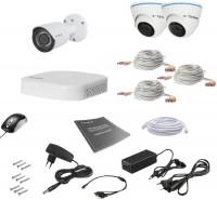 Фото - Комплект видеонаблюдения Tecsar AHD 3MIX 2MEGA