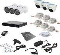 Фото - Комплект видеонаблюдения Tecsar AHD 6MIX 2MEGA