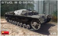 Фото - Сборная модель MiniArt Stug. III O-Series (1:35)