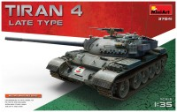 Сборная модель MiniArt Tiran 4 Late Type 37041 (1:35)