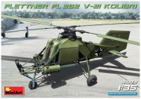 Фото - Сборная модель MiniArt Flettner FL 282 V-21 Kolibri (1:35)
