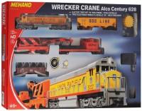Автотрек / железная дорога MEHANO Wrecker Crane