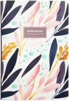 Блокнот Hiver Books Plain Notebook Leaf A5