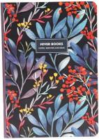 Блокнот Hiver Books Plain Notebook Bloom A5