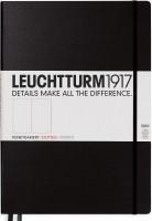 Блокнот Leuchtturm1917 Dots Master Slim Black
