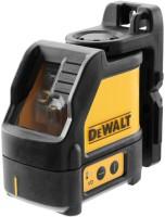 Нивелир / уровень / дальномер DeWALT DW088CG 10м, кейс, держатель