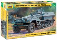 Сборная модель Zvezda Sd.Kfz.251/1 Ausf.B (1:35)