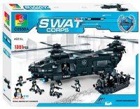 Конструктор Jubilux SWAT Corps C0550A