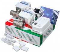 Фото - Система защиты от протечек Gidrolock PROFESSIONAL Kvartira 1/2 Bugatti