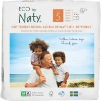Подгузники Naty Eco 5 / 22 pcs