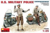 Сборная модель MiniArt U.S. Military Police (1:35)