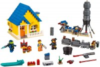 Конструктор Lego Emmets Dream House/Rescue Rocket 70831