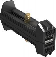 Фото - Зарядка аккумуляторных батареек Nitecore F2