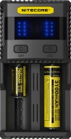 Фото - Зарядка аккумуляторных батареек Nitecore SC2