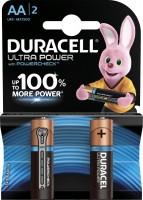 Фото - Аккумулятор / батарейка Duracell  2xAA Ultra Power MX1500