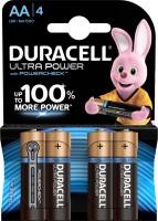 Фото - Аккумуляторная батарейка Duracell  4xAA Ultra Power MX1500